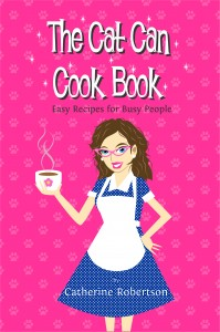 The Cat Can Cook Book