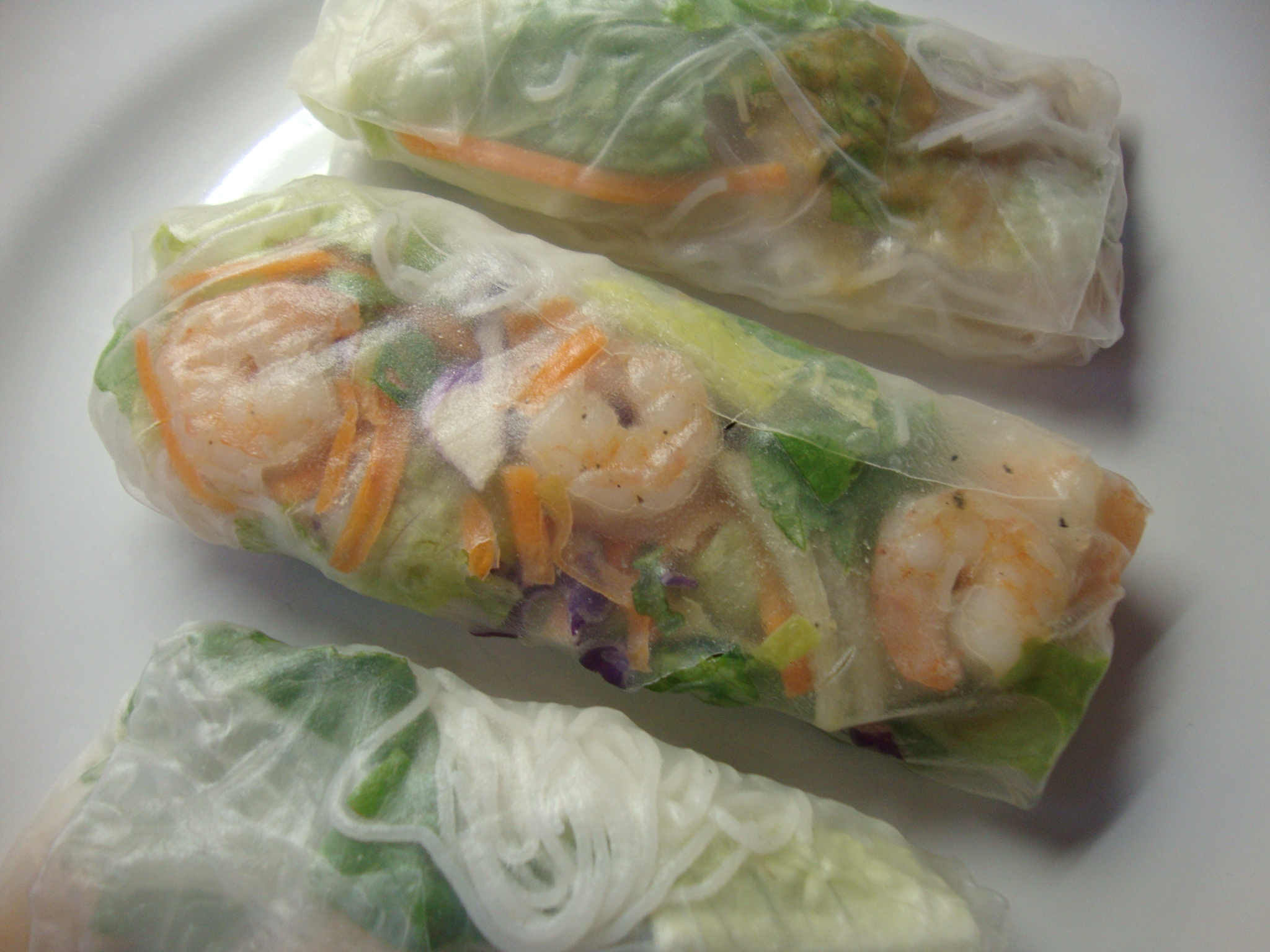 Rice Paper Wraps | Cat Can Cook