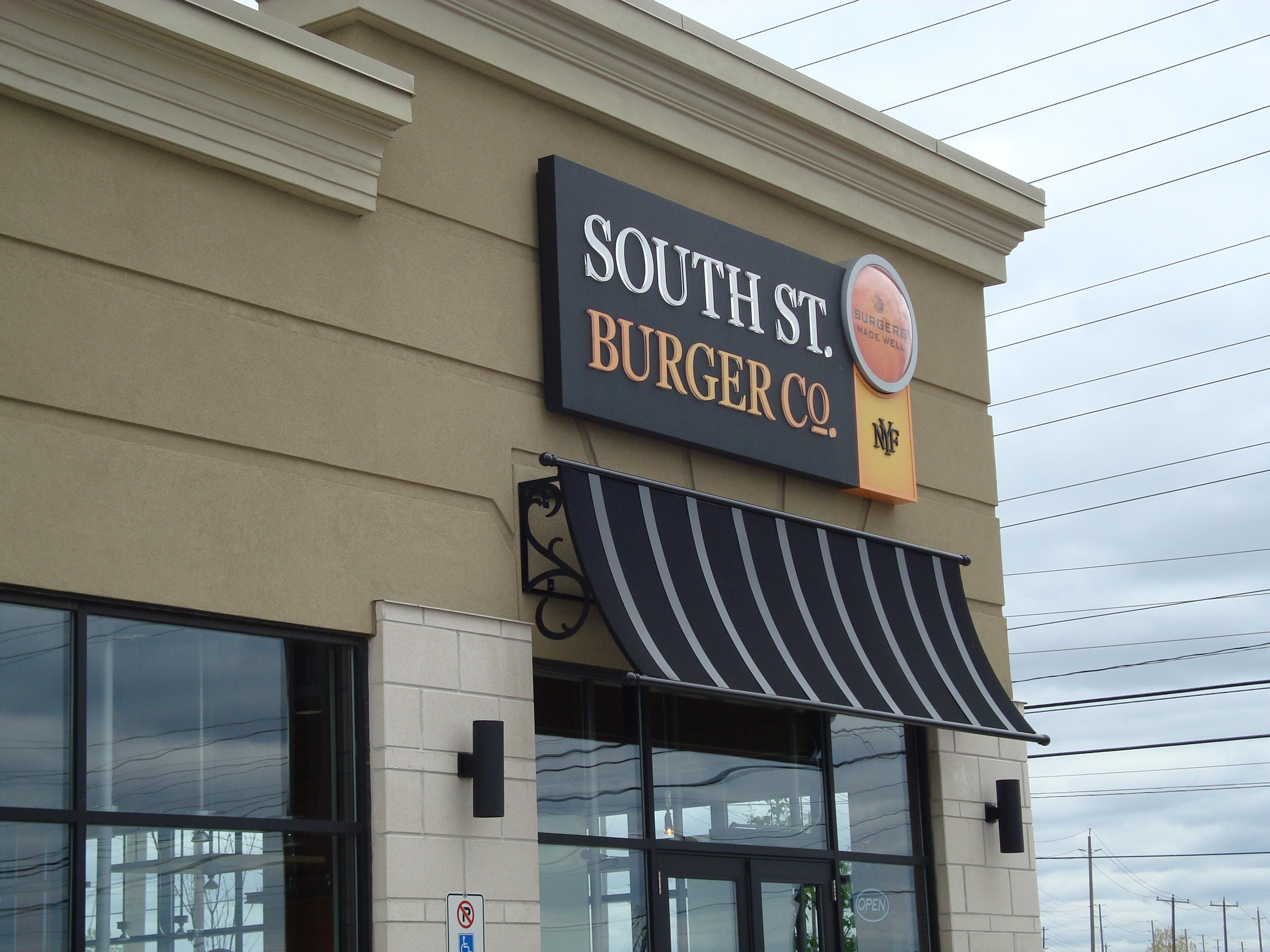 South St. Burger Co. |